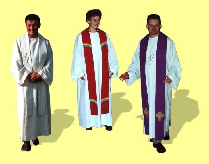 Pfarrer Gewand